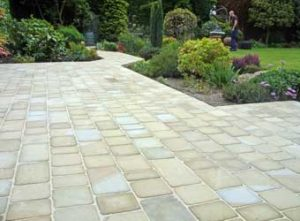 Patio Stone setts