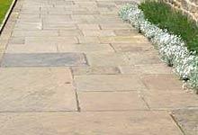 Reclaimed paving